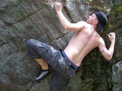 Rock Climbing Photo: S.NH