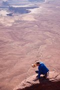 Rock Climbing Photo: © Mick Wu - Canyonlands