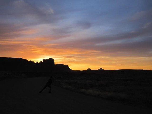© Matt Hoffmann - Sunset