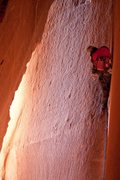Rock Climbing Photo: © Mick Wu - Kyle on the cave route