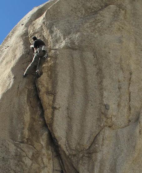 Rock Climbing Photo: LCC