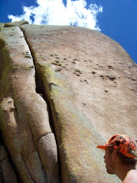 Rock Climbing Photo: Horn's Mother.