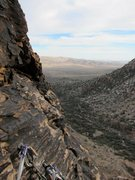 Rock Climbing Photo: view from Birdland