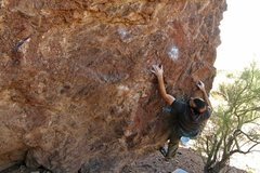 Rock Climbing Photo: 3 of 3. ...then a funky dish. Photo: Kreidel Colle...