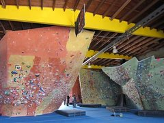 Rock Climbing Photo: Climbing walls