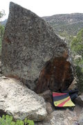 Rock Climbing Photo: Perspective on size.  It is kind of a lowball, but...