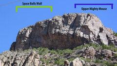 Rock Climbing Photo: The breakdown.