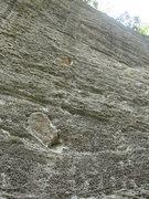 Rock Climbing Photo: The Force.