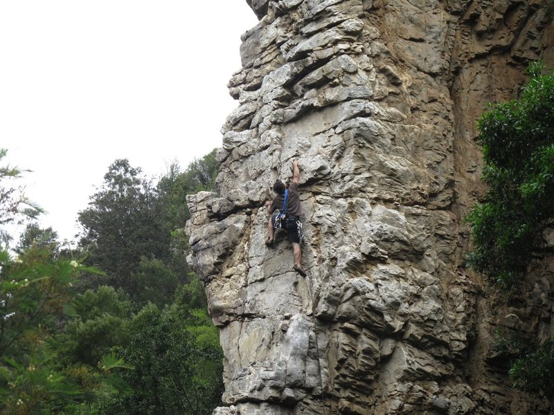 Rock Climbing Photo: Mithral, South Africa
