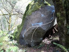 Rock Climbing Photo: 1. Unamed* 2. Top Shelf