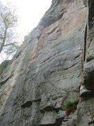Rock Climbing Photo: Farewell To Arms