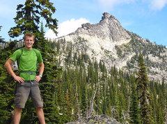 Rock Climbing Photo: Harrison Peak in northern ID.