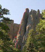 Rock Climbing Photo: Go climb this!