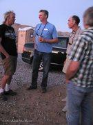 Rock Climbing Photo: Erik Erikson, Todd Beatty, Dick Shockly and Tony Y...