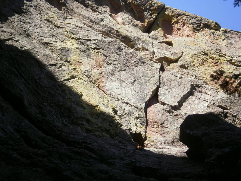 Rock Climbing Photo: Faith and Resurrection.