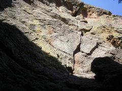 Rock Climbing Photo: Faith and Resurrection.