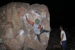 Rock Climbing Photo: Slap Happy