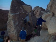 Rock Climbing Photo: bouldering at ryan CG area.
