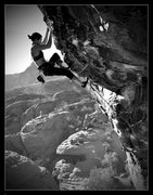 Rock Climbing Photo: Fear and Loathing