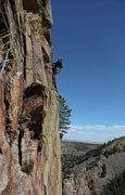 "Rock Climbing Photo: Ry on ""Ruper"""
