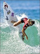 Rock Climbing Photo: Bethany Hamilton...A True Inspiration, Proof Girls...