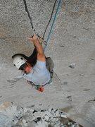 Rock Climbing Photo: Mark Collar P1 Bony Fingers