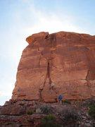 Rock Climbing Photo: Tides of Mind