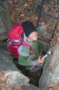 Rock Climbing Photo: NRG