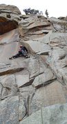 Rock Climbing Photo: Direct is totally the way to go. A little stiffer ...