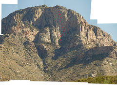 Is this Bighorn Mountain, and has this line been done?