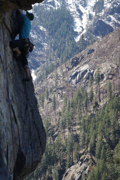 Rock Climbing Photo: Same dude...