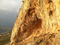 Rock Climbing Photo: Grande Grotta