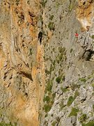 Rock Climbing Photo: Approach to Memory and Chapi