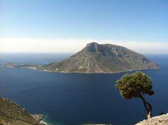 Rock Climbing Photo: Telendos