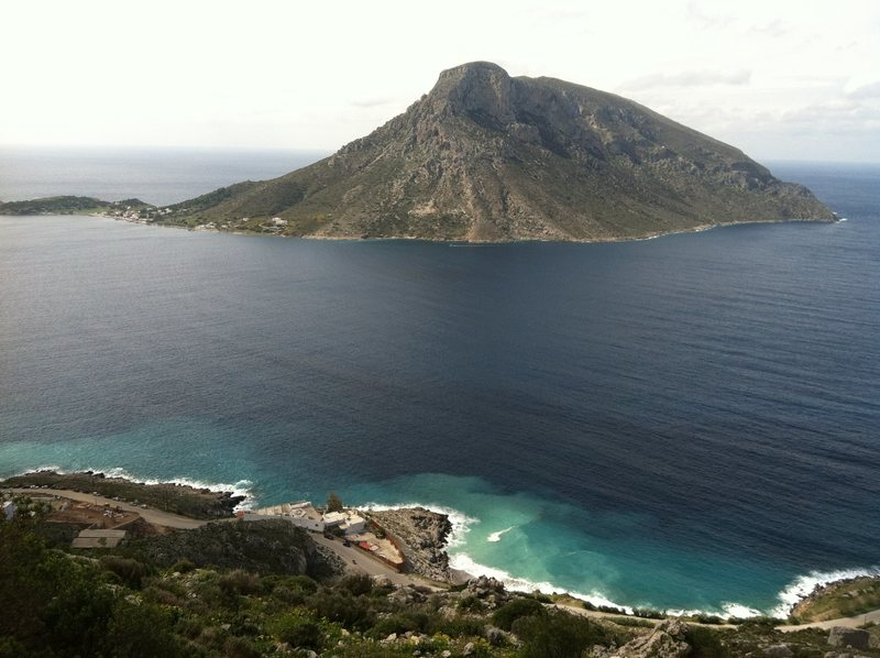 Rock Climbing Photo: another Telendos shot