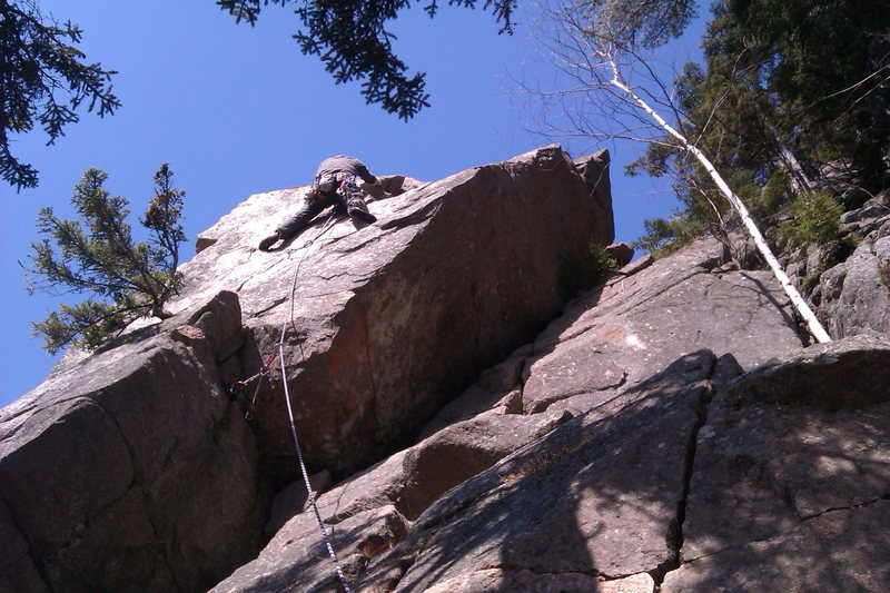 Rock Climbing Photo: Reindeerland