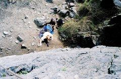 Rock Climbing Photo: Woooo!