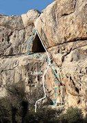 Rock Climbing Photo: Deceptive Corner variations