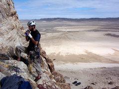 Rock Climbing Photo: Shadow of Doubt