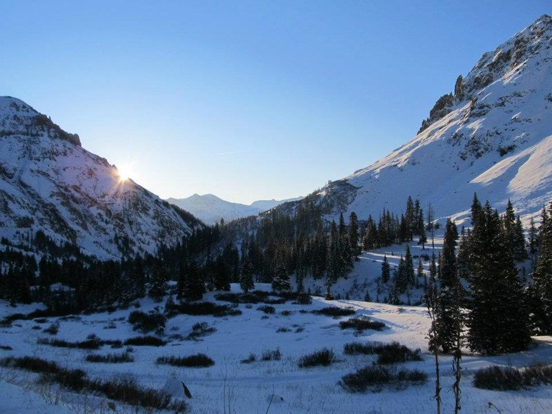 Rock Climbing Photo: Camp Bird Area (near ouray)