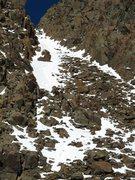 Rock Climbing Photo: Chossy