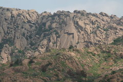 Rock Climbing Photo: Elk Mountain