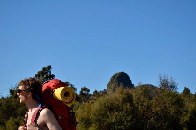 Rock Climbing Photo: Killin it in New Zealand