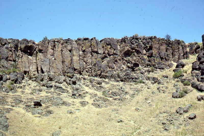 High Valley Main wall