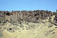 Rock Climbing Photo: High Valley Main wall