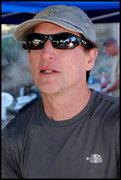 Rock Climbing Photo: Randy Vogel. Photo by Blitzo.