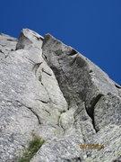 Rock Climbing Photo: duet direct