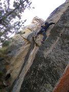Rock Climbing Photo: DUMB PHOTO