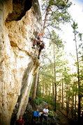 Rock Climbing Photo: short circuit