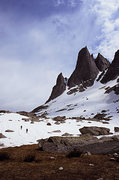 Rock Climbing Photo: Warbonnet Peak